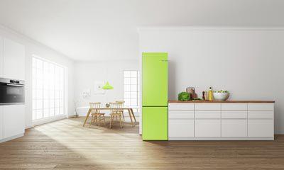 Bosch Kühlschrank Service : Bosch vario style farbige fronten für ihren kühlschrank